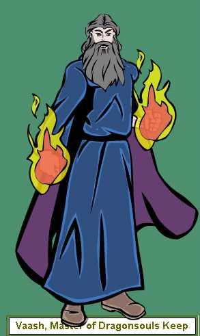 Vaash, Master of Dragonsouls Keep